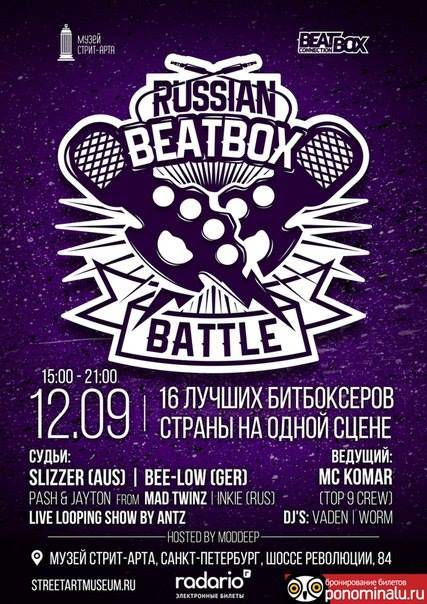 2015 Russian Beatbox Battle
