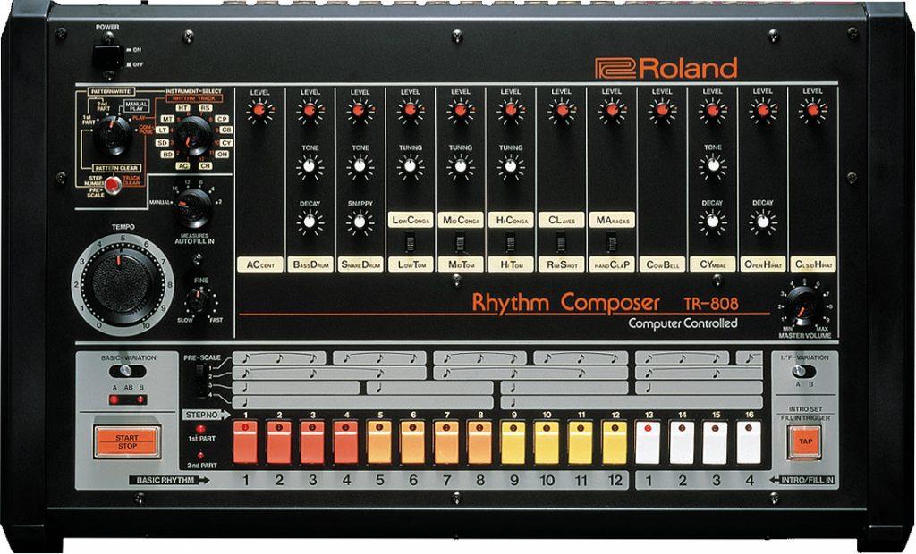 Roland TR-808 1982