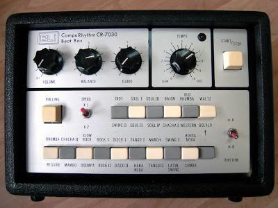 CompuRhythm CR-7030 Beat box