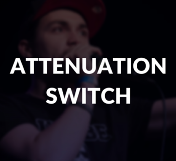 Attenuation switch defined.