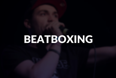 Beatboxing defined.