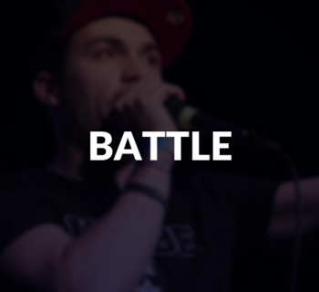 Beatbox battle defined.