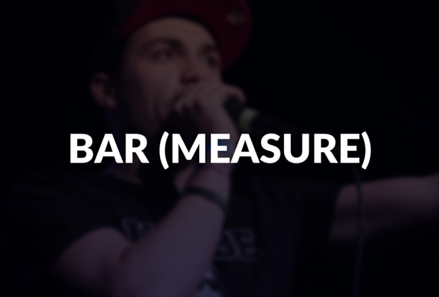 Bar (measure) defined.