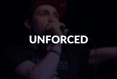 Unforced defined.