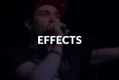 Effects defined.