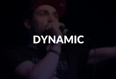 Dynamic defined.