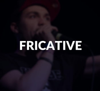 Fricative defined.
