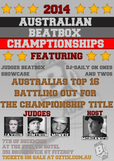 2014-Australian-Beatbox-Champs