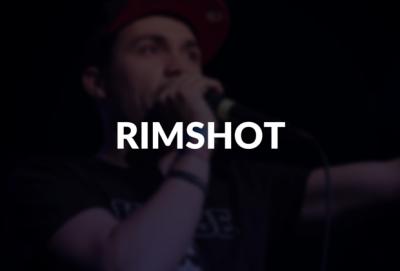 Rimshot defined.