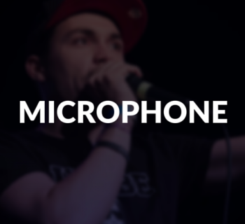 Microphone defined.