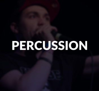Percussion defined.