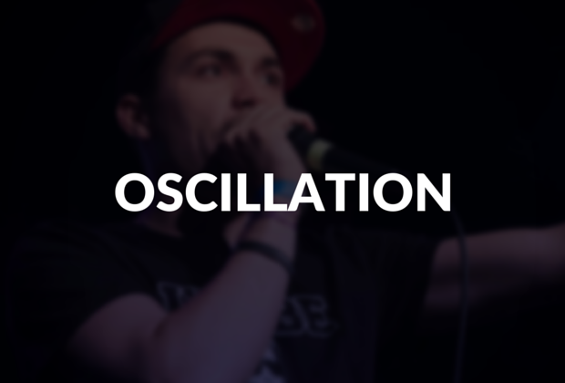 Oscillation defined.