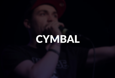 Cymbal defined.