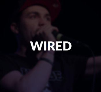 Wired defined.