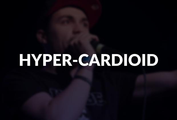 Hyper-cardioid defined.