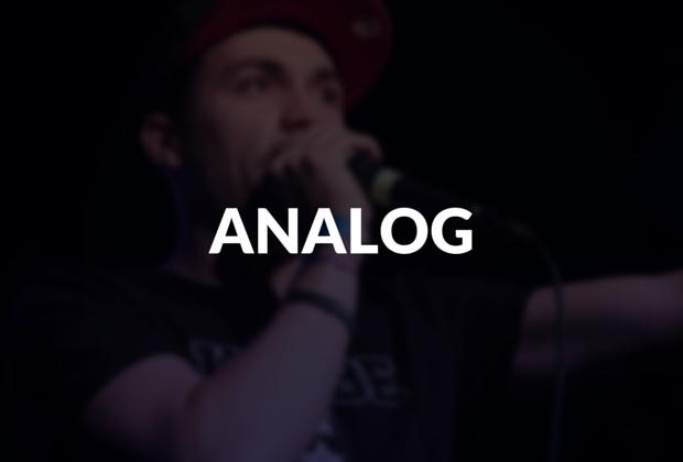 Analog defined.