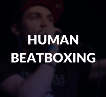Human beatboxing defined.