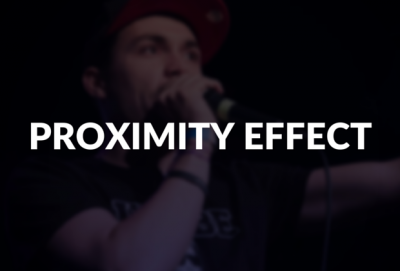 Proximity effect defined.
