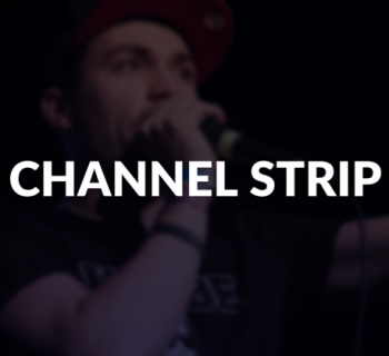 Channel strip defined.