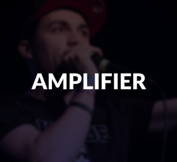 Amplifier defined.