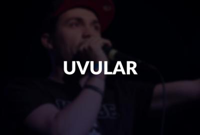 Uvular defined.