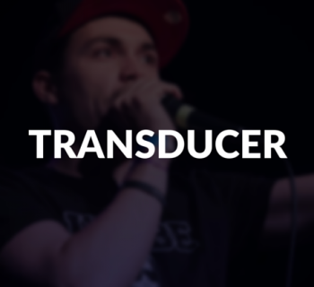 Transducer defined.