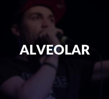 Alveolar defined.