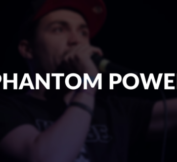 Phantom power defined.