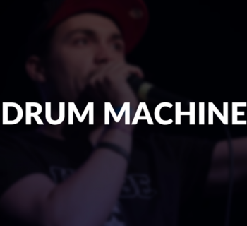 Drum machine defined.