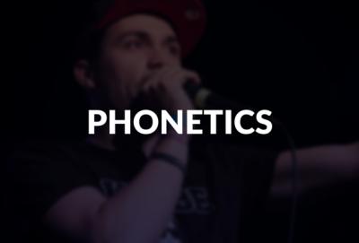 Phonetics defined.