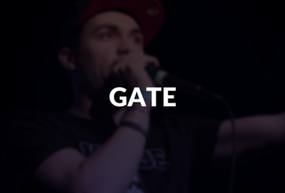 Gate defined.