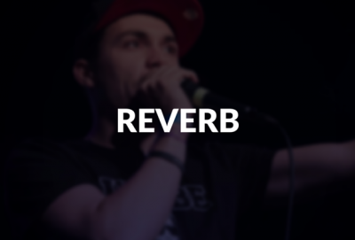 Reverb defined.