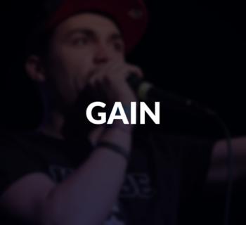 Gain defined.