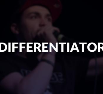 Differentiation defined.