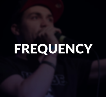 Frequency defined.
