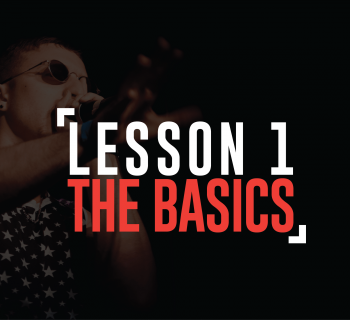 Lesson 1: The basics