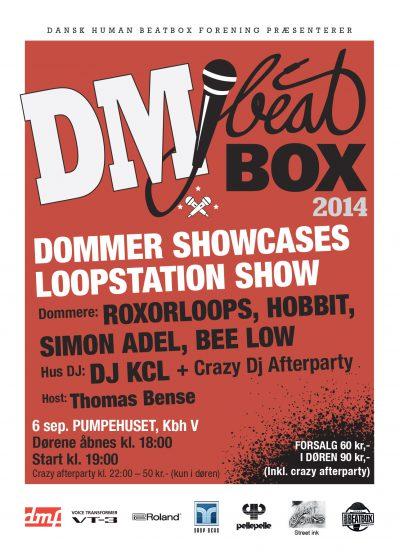 2014-danish-beatbox-battle
