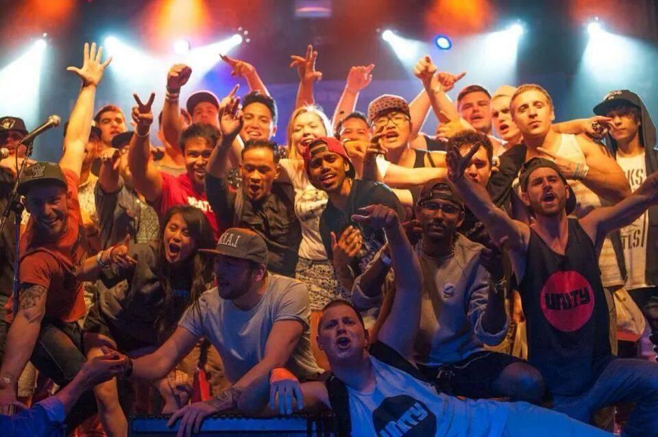 The beatbox family