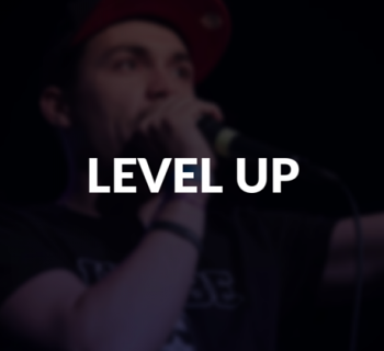 Level up defined.