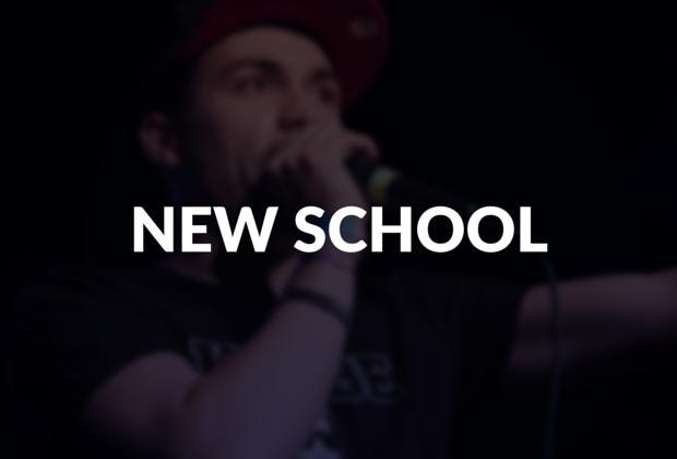 New school defined.