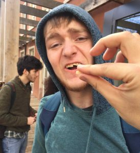 Napom's tooth