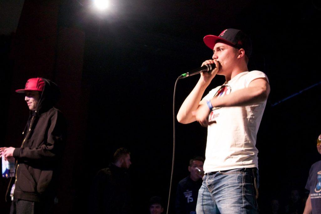 Alem the Beatbox World Champion