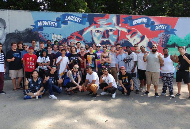 Midwest Beatbox Battles 2016
