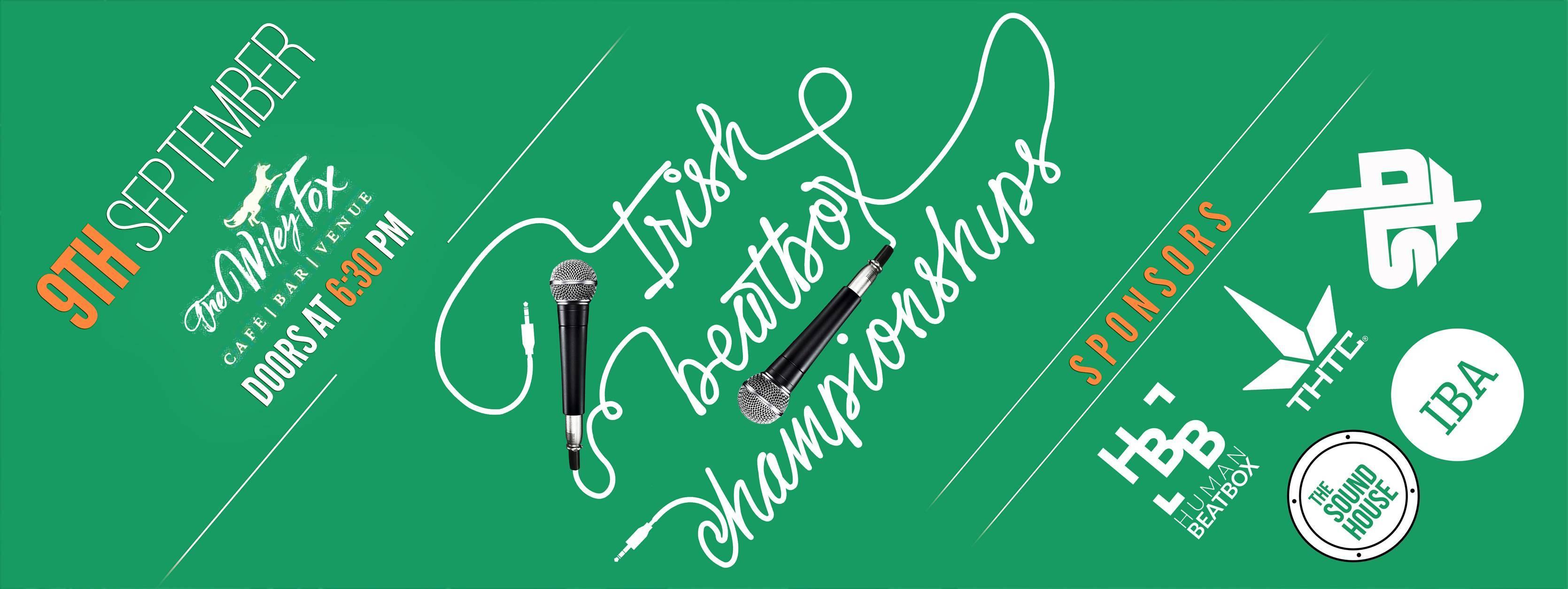 Ireland Beatbox Championship 2016
