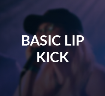 Basic Lip Kick Beatbox techniques. Learn to beatbox. Human Beatbox Sound Archive Thumbnail.