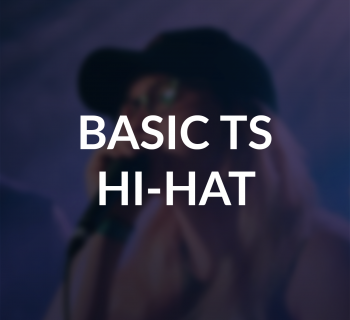 Basic Ts Hi-Hat Beatbox techniques. Learn to beatbox. Human Beatbox Sound Archive Thumbnail.