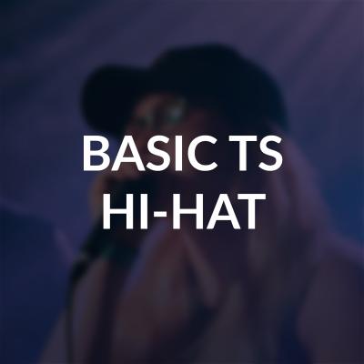 Basic Ts Hi-Hat Beatbox techniques. Learn to beatbox. Human Beatbox Sound Archive Thumbnail.