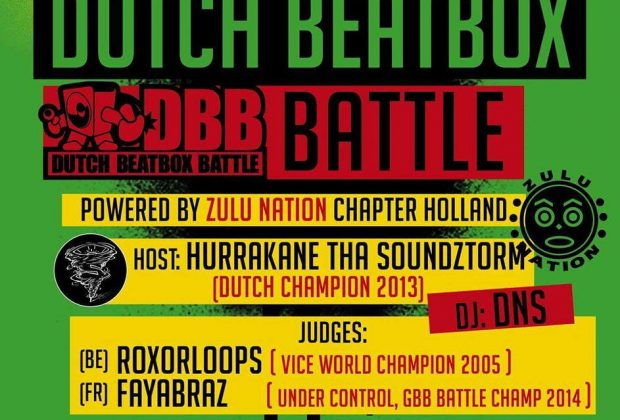 Dutch Beatbox Battle Championships 2016