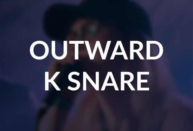 Outward K Snare Beatbox techniques. Learn to beatbox. Human Beatbox Sound Archive Thumbnail.