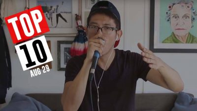 Top 10 Beatbox Videos Aug 29
